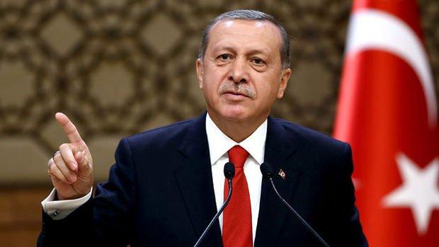 Erdoğan: Türkiye 2017'de % 7'nin üzerinde büyür