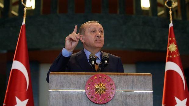 Erdoğan: Ya bu ülkeyi terk edip gidecekler ya da bu işi bitireceğiz