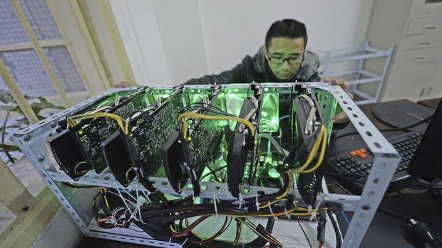 Çin'de kripto para madenciliği faaliyetleri sonlandırılıyor