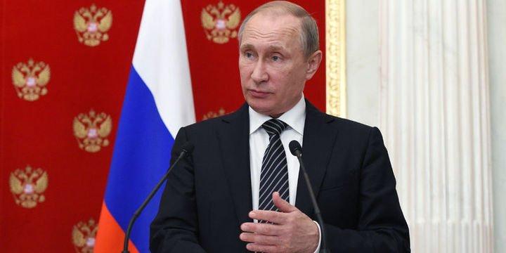 Putin: Suriye