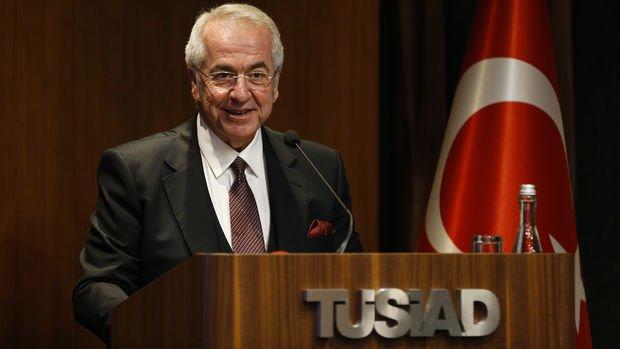 TÜSİAD Başkanı Bilecik: Yılda 1,3 milyar ton gıda israf ediliyor