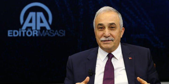 Bakan Fakıbaba: Et ihraç eden ülke olacağız