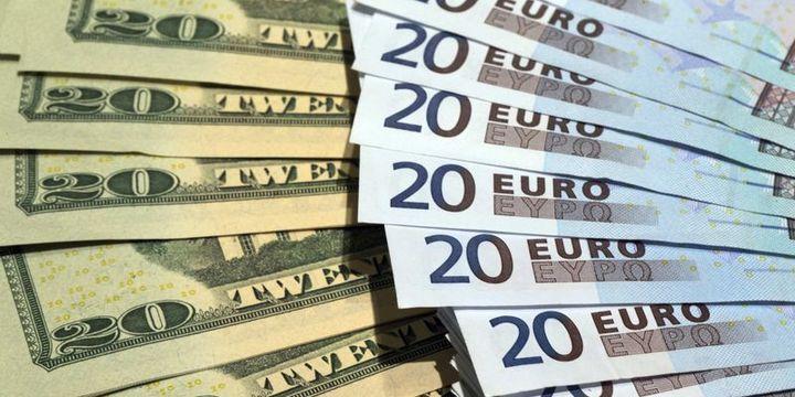 """Euro """"koalisyon"""" haberinin ardından 3 yılın zirvesinde"""