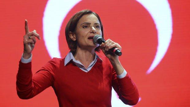 CHP İstanbul İl Başkanlığı'na Kaftancıoğlu seçildi