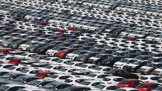 2017'de satılan 100 otomobilden 70'i ithal