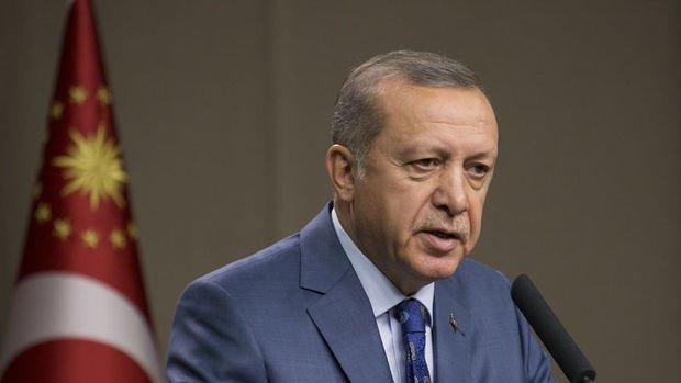 Erdoğan: Güney sınırımızı terörden arındırma operasyonunu Afrin'le devam ettireceğiz