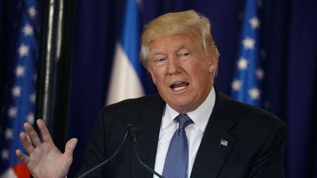 ABD/Trump: Röportaj yaptığınız en az ırkçı insanım