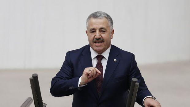 """Bakan Arslan """"Kanal İstanbul""""un güzergahını açıkladı"""