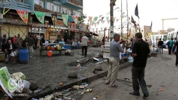 Bağdat'ta çifte patlama: Ölü ve yaralılar var