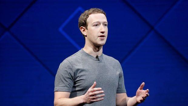 Zuckerberg'in paylaşımı servetinden 3.3 milyar dolar götürdü