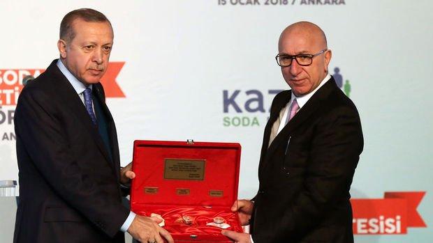 Kazan Soda Elektrik Üretim AŞ açıldı