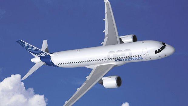 Airbus 2017'de bin 109 adet ticari uçak siparişi aldı
