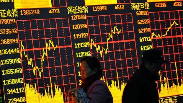 Küresel Piyasalar: Dolardaki düşüş derinleşti, hisseler geriledi