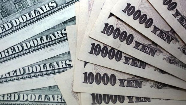 Dolar/yen yönünü yukarı çevirdi
