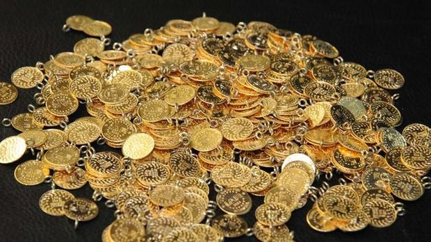 Altının gramı 165 liraya çıktı