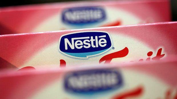 Nestle'den Ferrero'ya dev satış