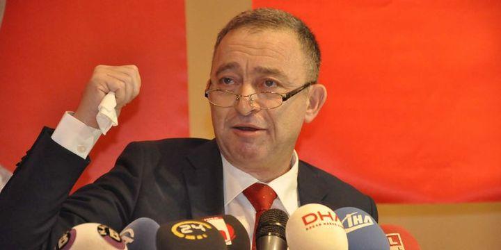 Ümit Kocasakal CHP Başkanlığı