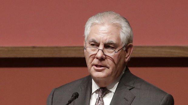 Tillerson: DEAŞ tamamen bitinceye kadar Suriye'de kalacağız
