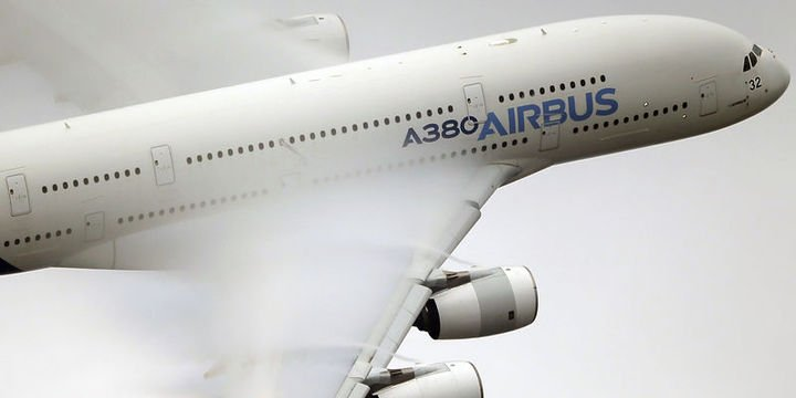 Emirates 16 milyar dolarlık Airbus siparişi verdi