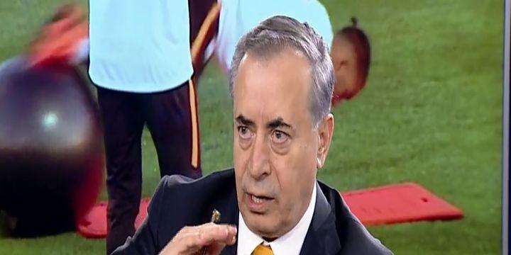 Galatasaray Başkan Adayı Mustafa Cengiz Bloomberg HT