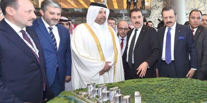 Katarlıların gözü