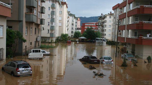 NASA'dan Türkiye'ye kuraklık ve sel uyarısı