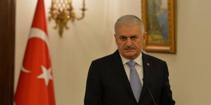 Başbakan: Terör koridorunu başlarına yıkacağız
