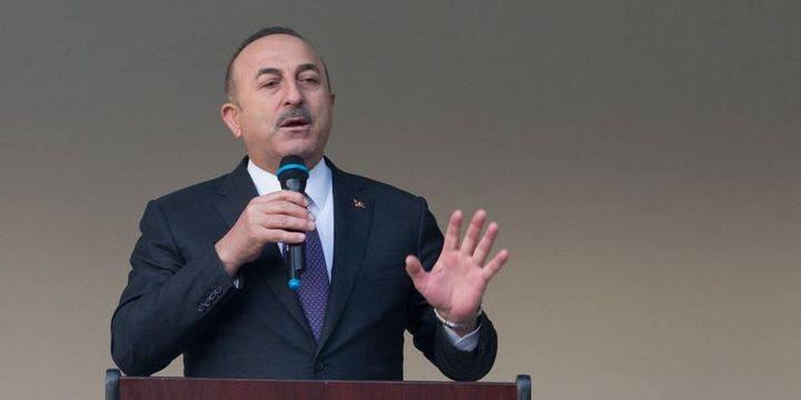 Çavuşoğlu, ABD Dışişleri Bakanı Tillerson