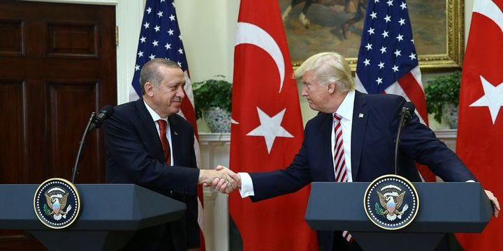 Cumhurbaşkanı Erdoğan yarın Trump ile görüşecek