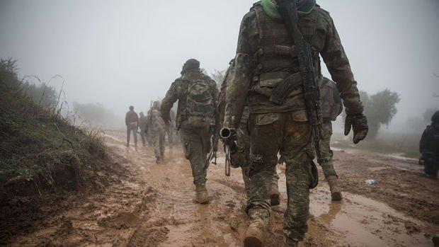 Genelkurmay: Zeytin Dalı Harekatı'nda 260 terörist etkisiz hale getirildi