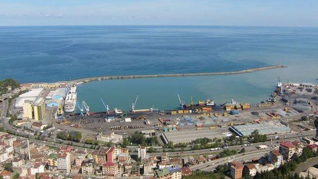 Trabzon Liman İşletmeciliği AŞ gong töreni
