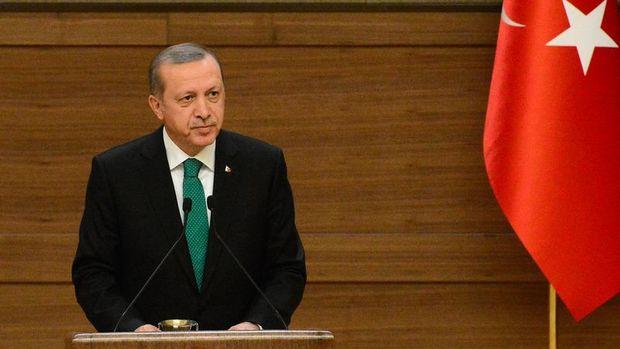 Erdoğan, operasyona neden 'Zeytin Dalı' adı verildiğini açıkladı