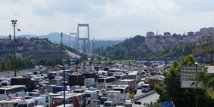 Köprü ve otoyollardan bir yılda 1,5 milyar lira gelir