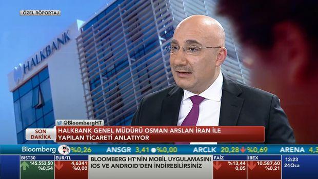 Halkbank/Arslan: Bankamıza doğrudan açılan bir dava söz konusu değil