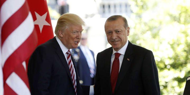 Cumhurbaşkanı Erdoğan ile Trump arasındaki kritik görüşme sona erdi