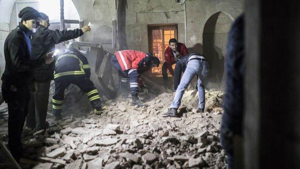 Kilis merkezine roket düştü: 2 ölü 13 yaralı