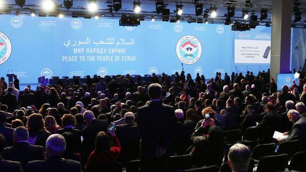 Suriyeli muhaliflerden Soçi kararı: Türkiye temsil edecek
