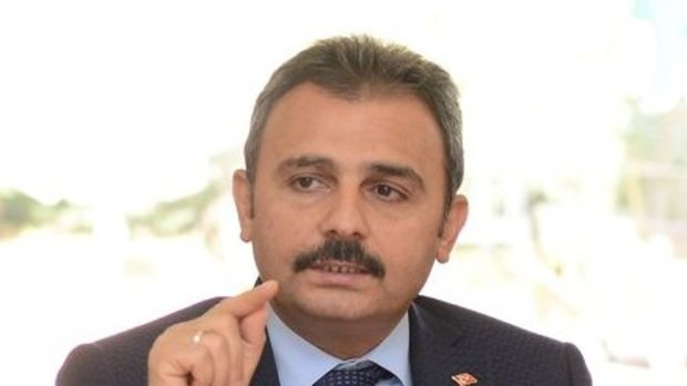 Çorum Belediye Başkanı Muzaffer Külcü istifa etti
