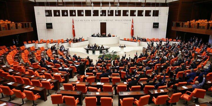 Yatırım ortamının iyileştirilmesini öngören kanun Meclis