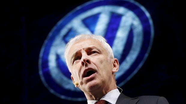 Volkswagen CEO'su: Testler ahlak dışı, itici ve utanç verici