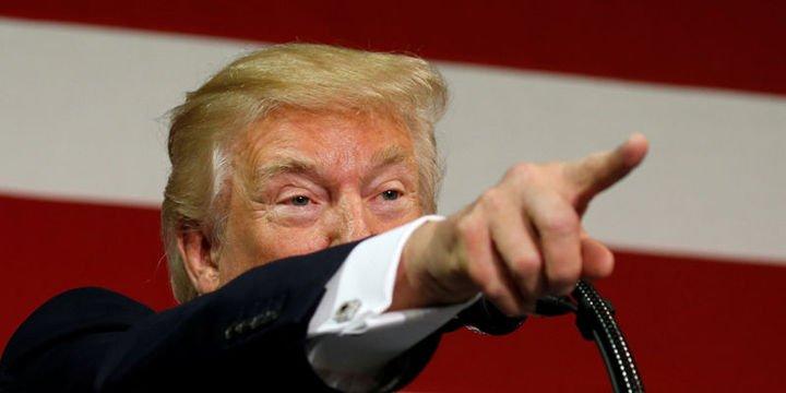 """Trump: """"Yeşil Kart"""" çekilişi kaldırılacak"""