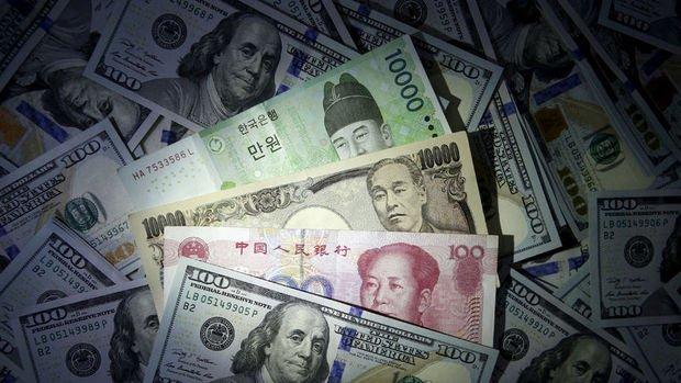 Asya para birimleri yükselişte