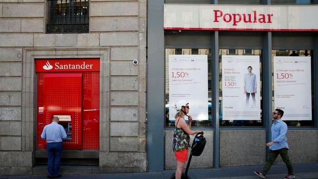 Santander'in 4. çeyrek net karı beklentinin üzerinde