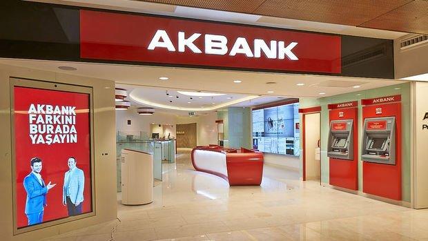 Akbank'ın  2017 net karı 6 milyar 20 milyon lira