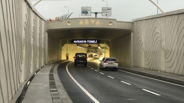 Avrasya Tüneli ücretlerine zam geldi