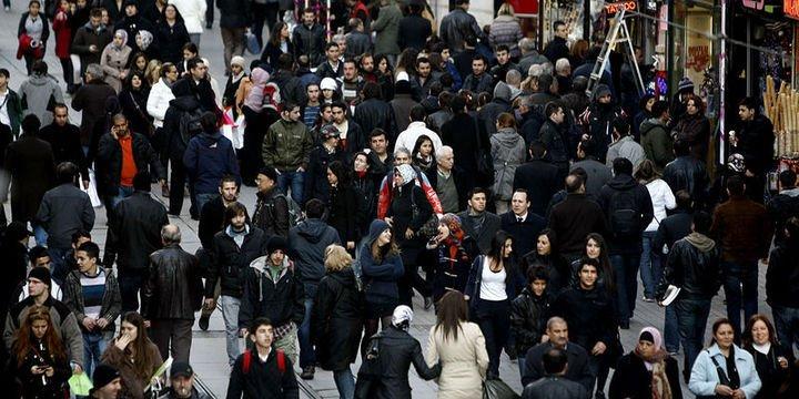 Türkiye nüfusu 80 milyonu geçti