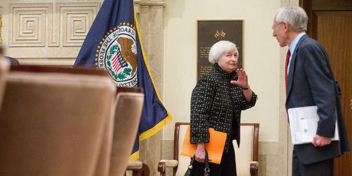 Yellen, Fed