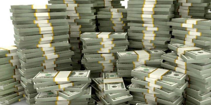 Yurt içi yerleşiklerin döviz mevduatı 2.5 milyar dolar arttı