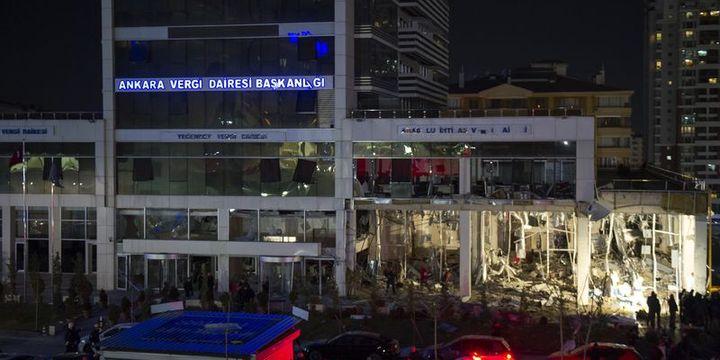 Ankara'da korkutan patlamanın sebebi belli oldu