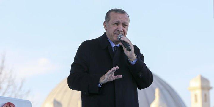 Erdoğan: Afrin